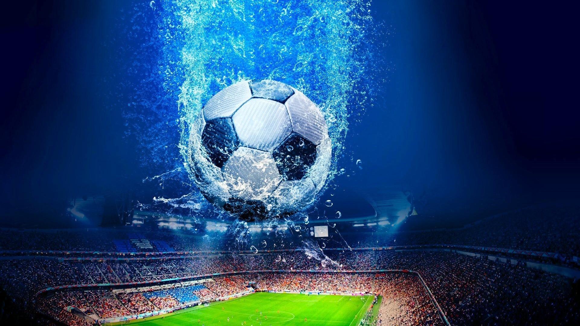 Fantasy Football Stadium Wallpaper Hd Wallpaper Uk